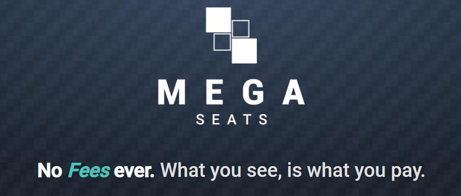 MEGASeats logo